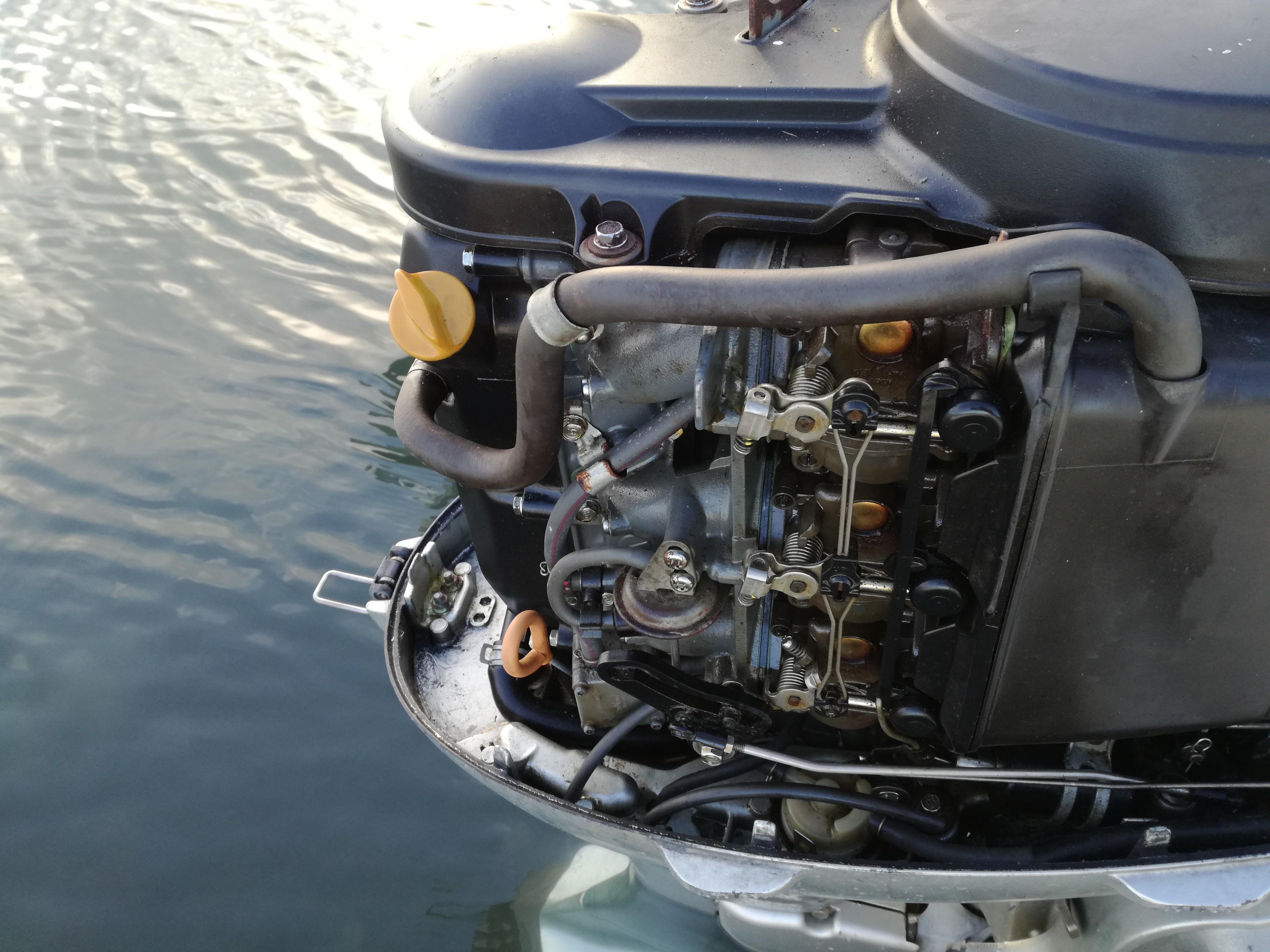 Gib 5.40 avec 45 CV Honda