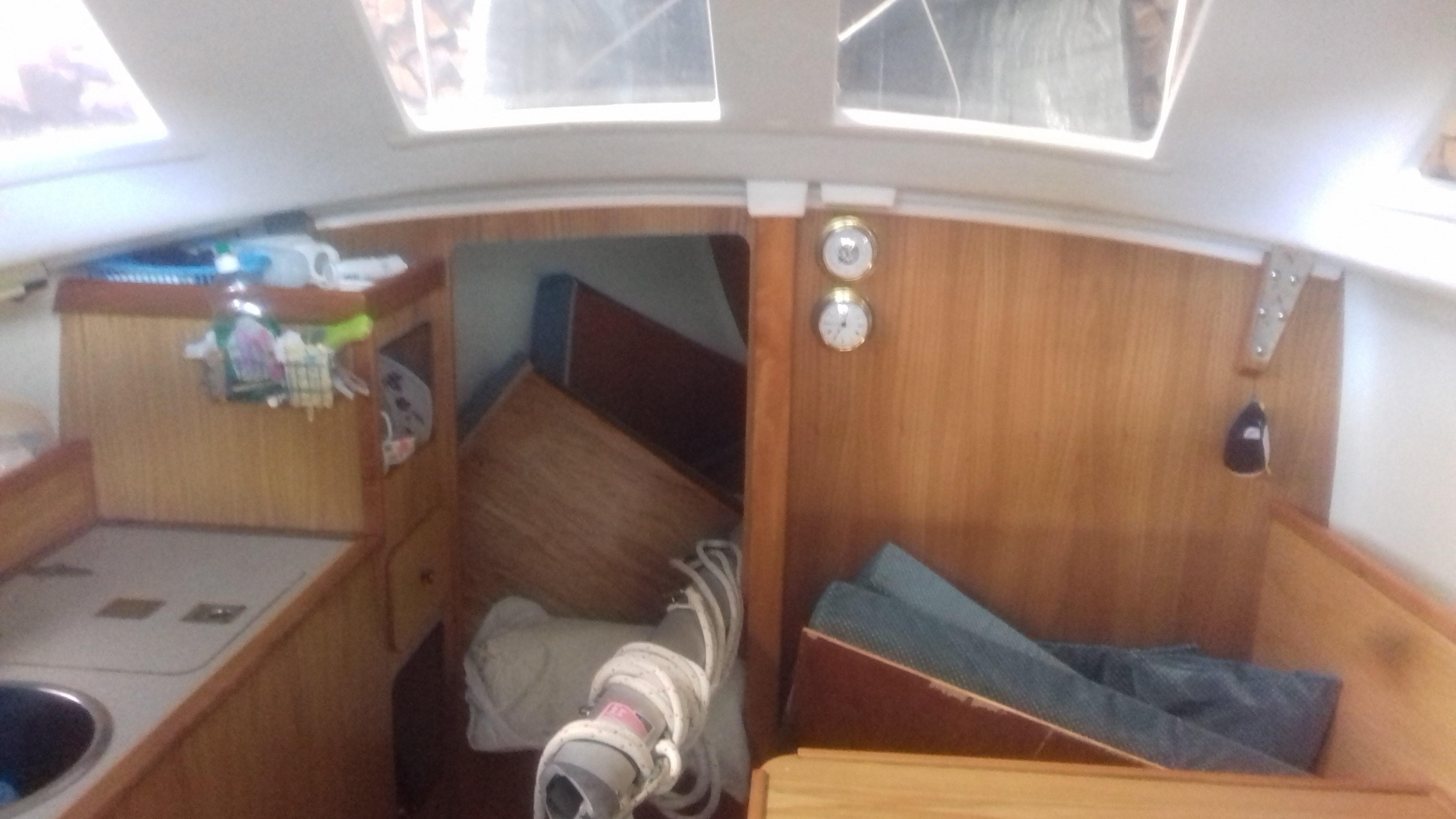 voilier biloup 77nv 2006