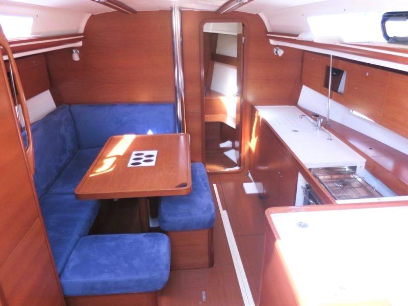 Location voilier Dufour 375 GL – Var