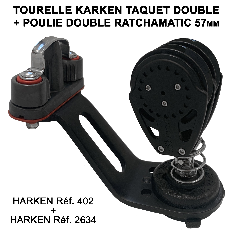 Tourelle Harken