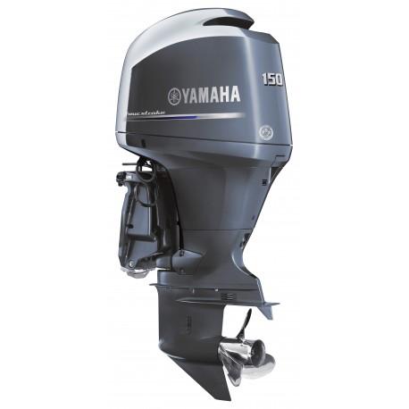 Yamaha  F150LB 4 Stroke 150hp Long Shaft EFI Outboard Engine