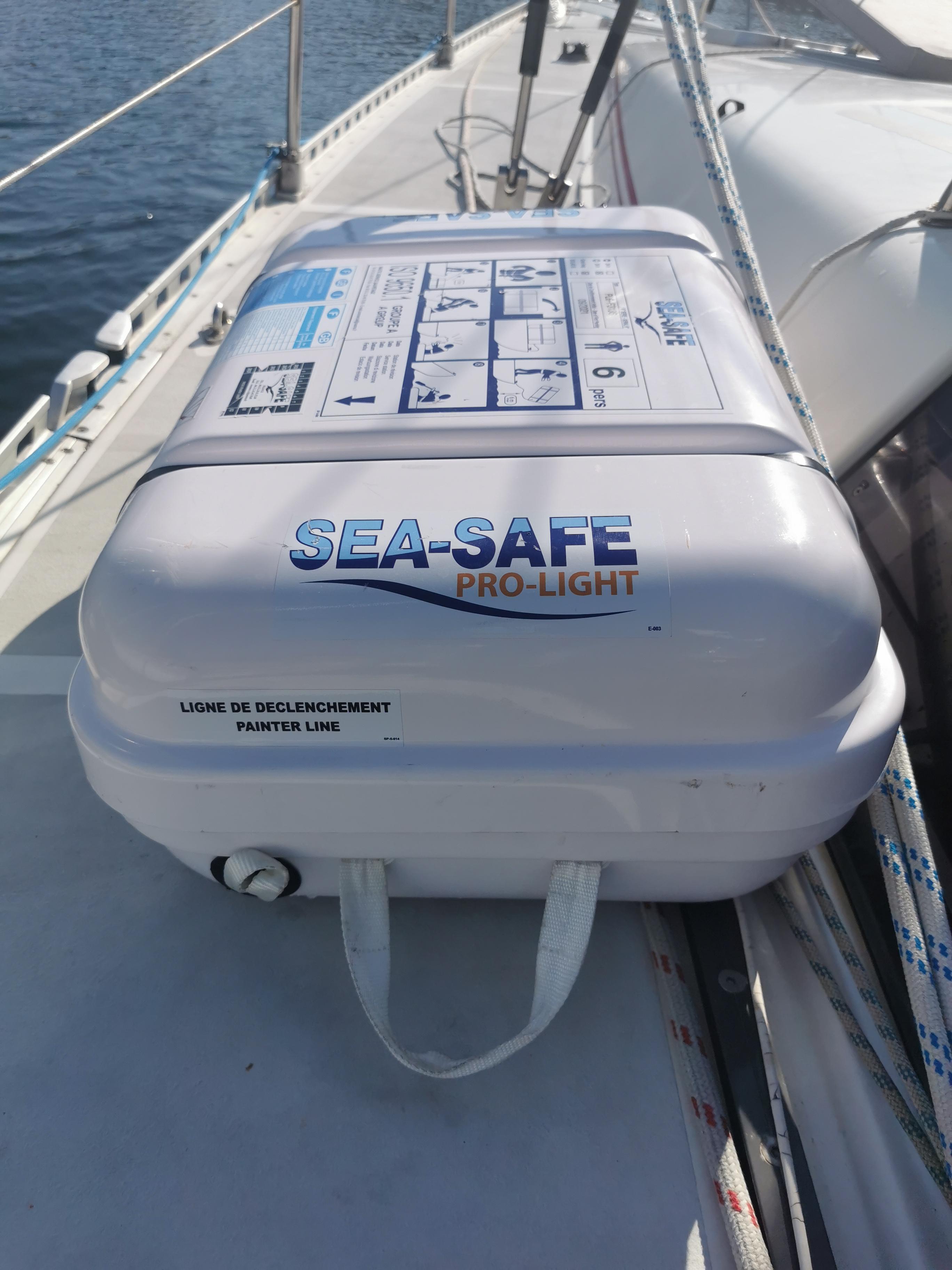 survie 6 places hauturier Seasafe
